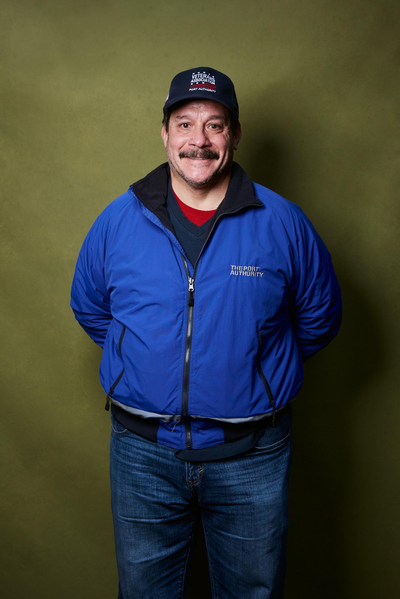 Sergeant David Gutierrez