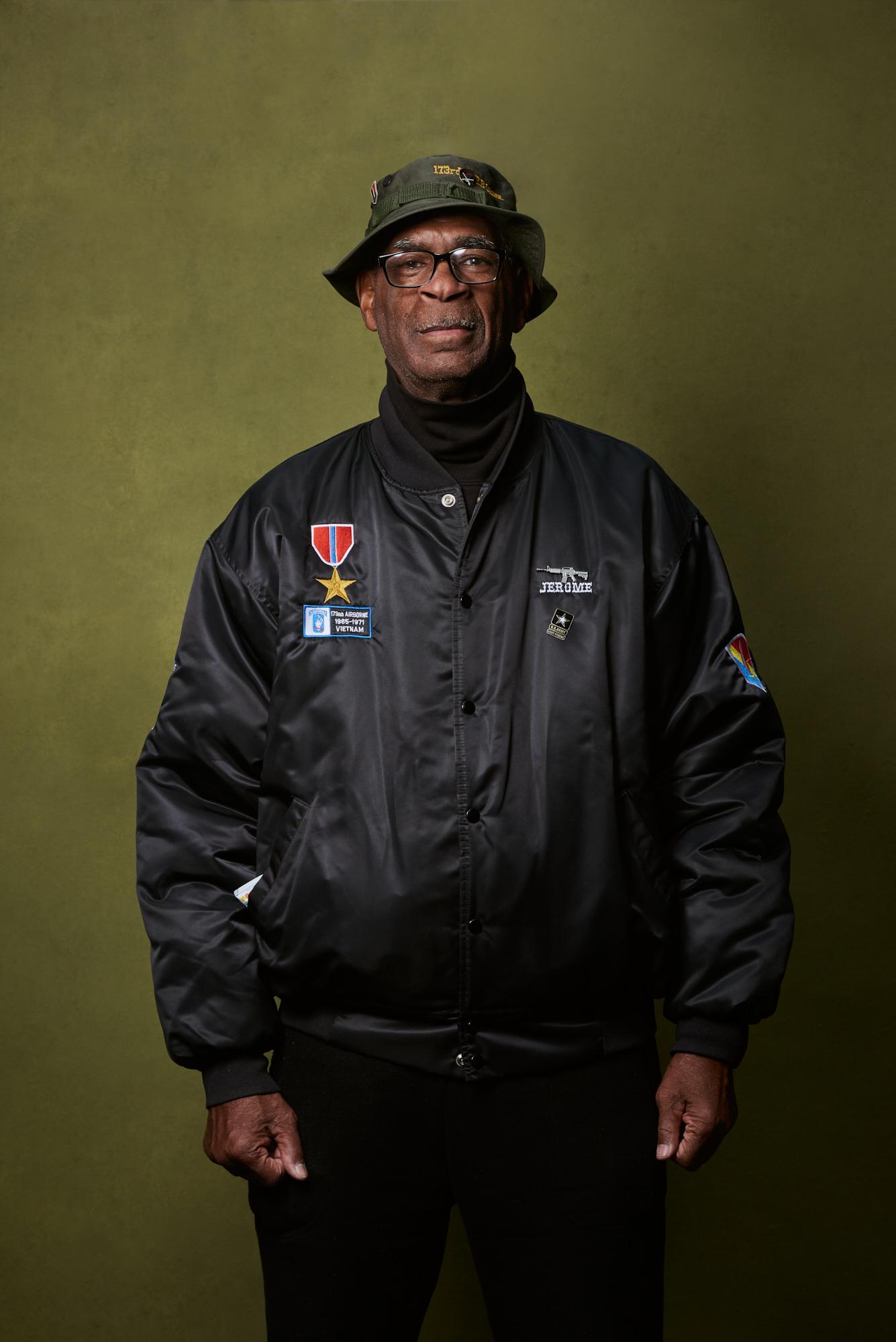 Sergeant Jerome Miller