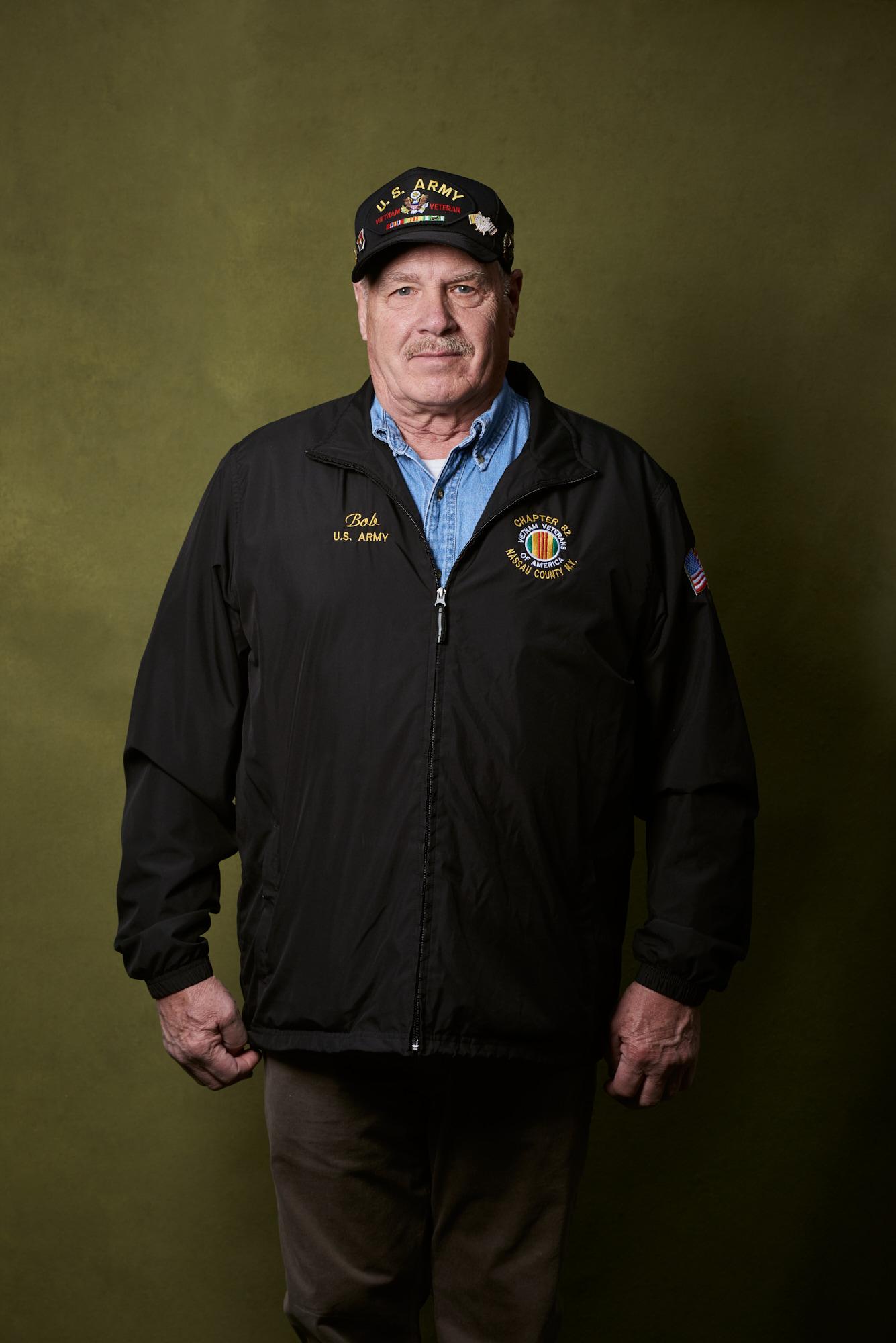 Specialist Bob Rydell