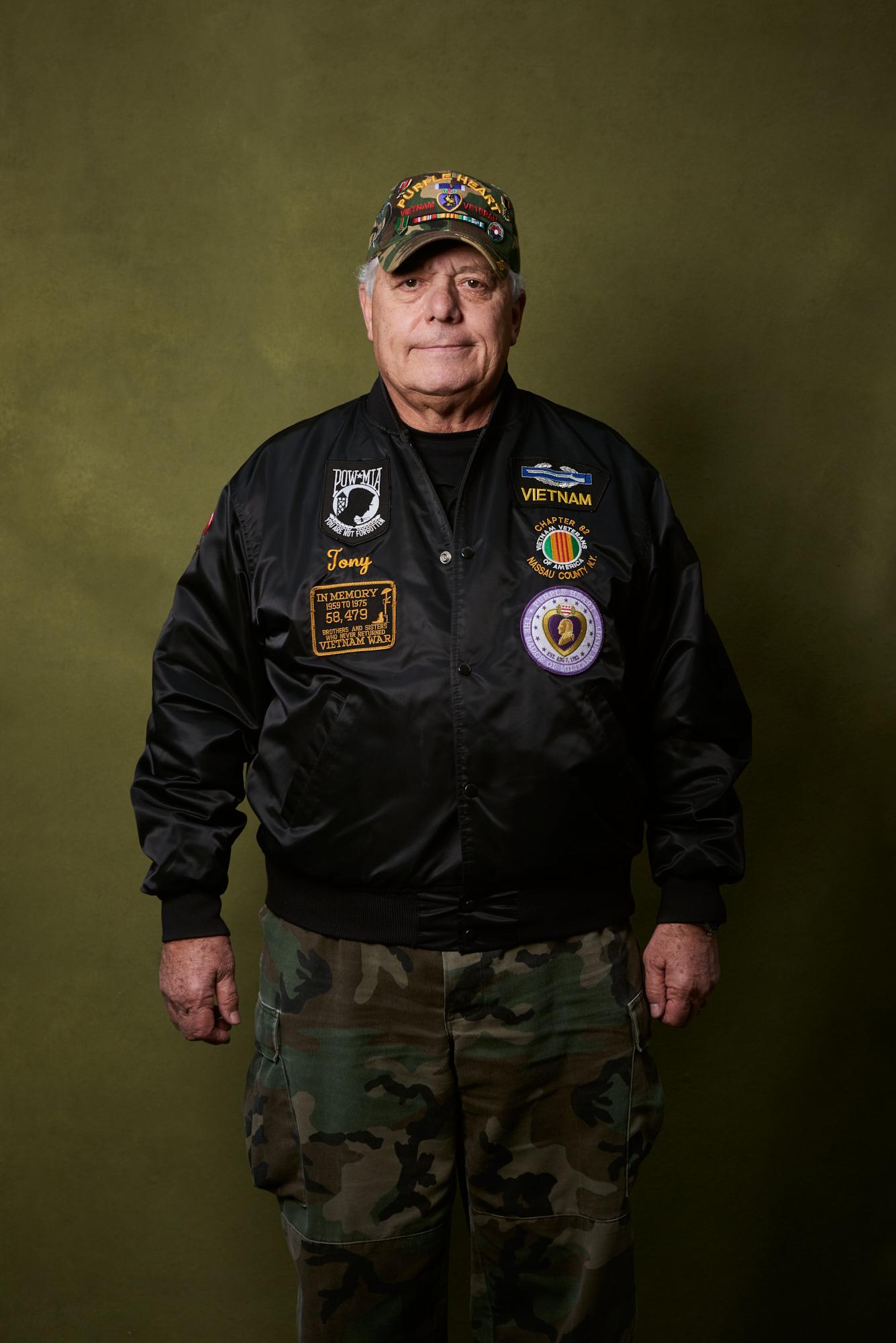 Specialist Tony Sparaco