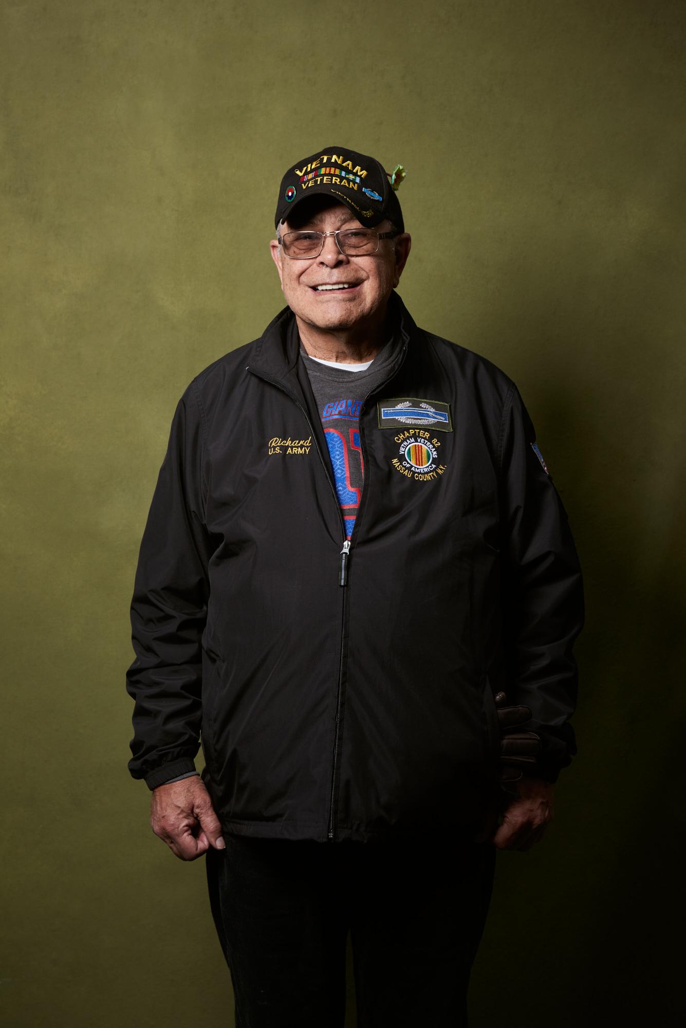 Sergeant Richard Guevara