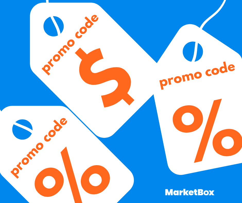 Increase Online Sales - Promo Codes