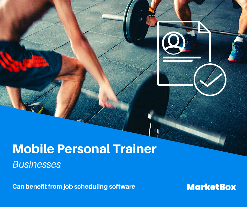 Service Scheduling Software - Mobile Personal Trainer