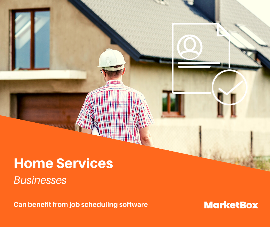 Service Scheduling Software - Home Services Businesses