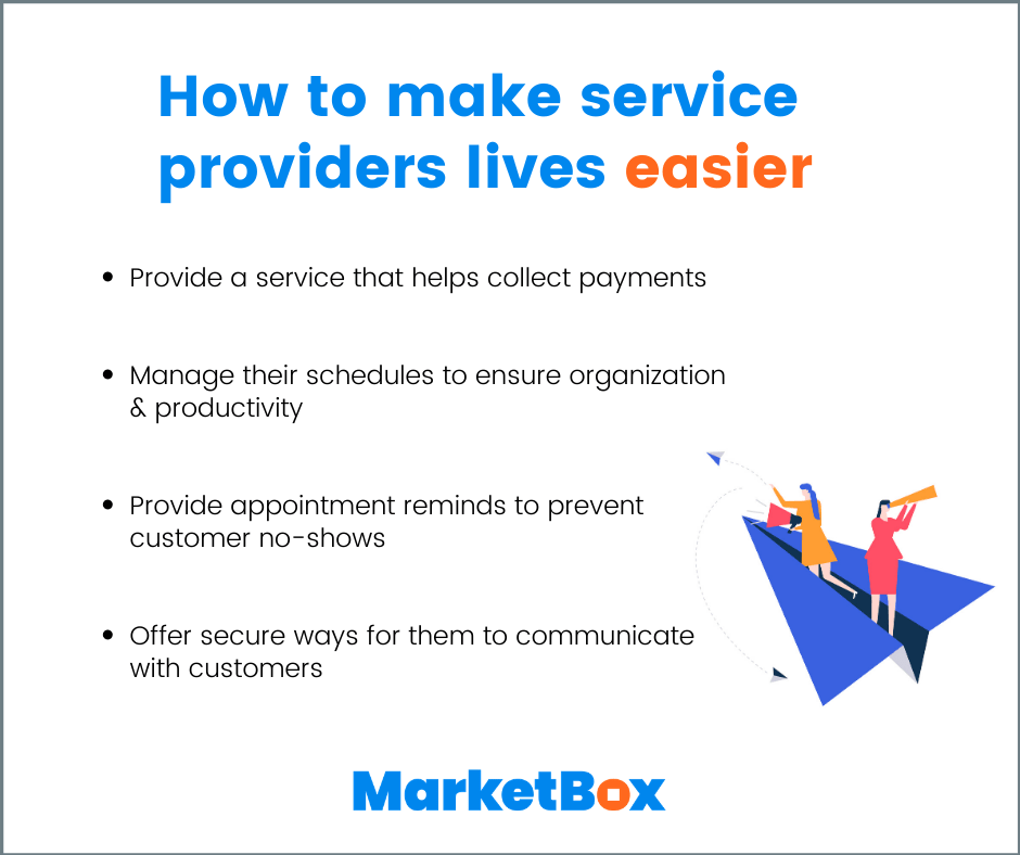 Tips for recruiting people for your service marketplace