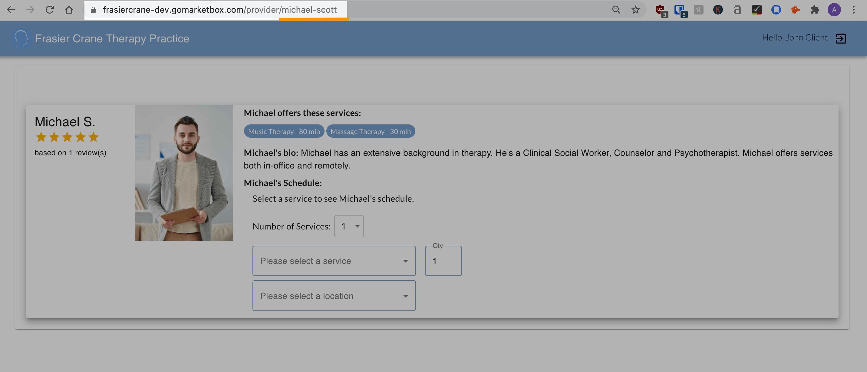 Provider permalink feature-public