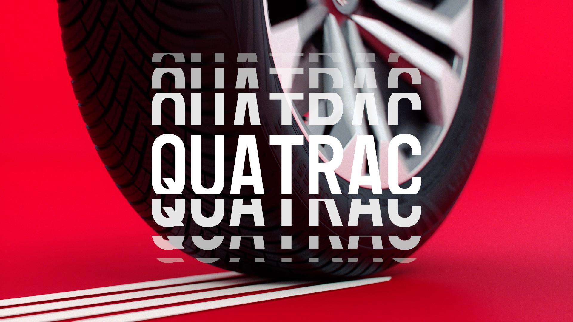 The new QUATRAC - Product Reveal