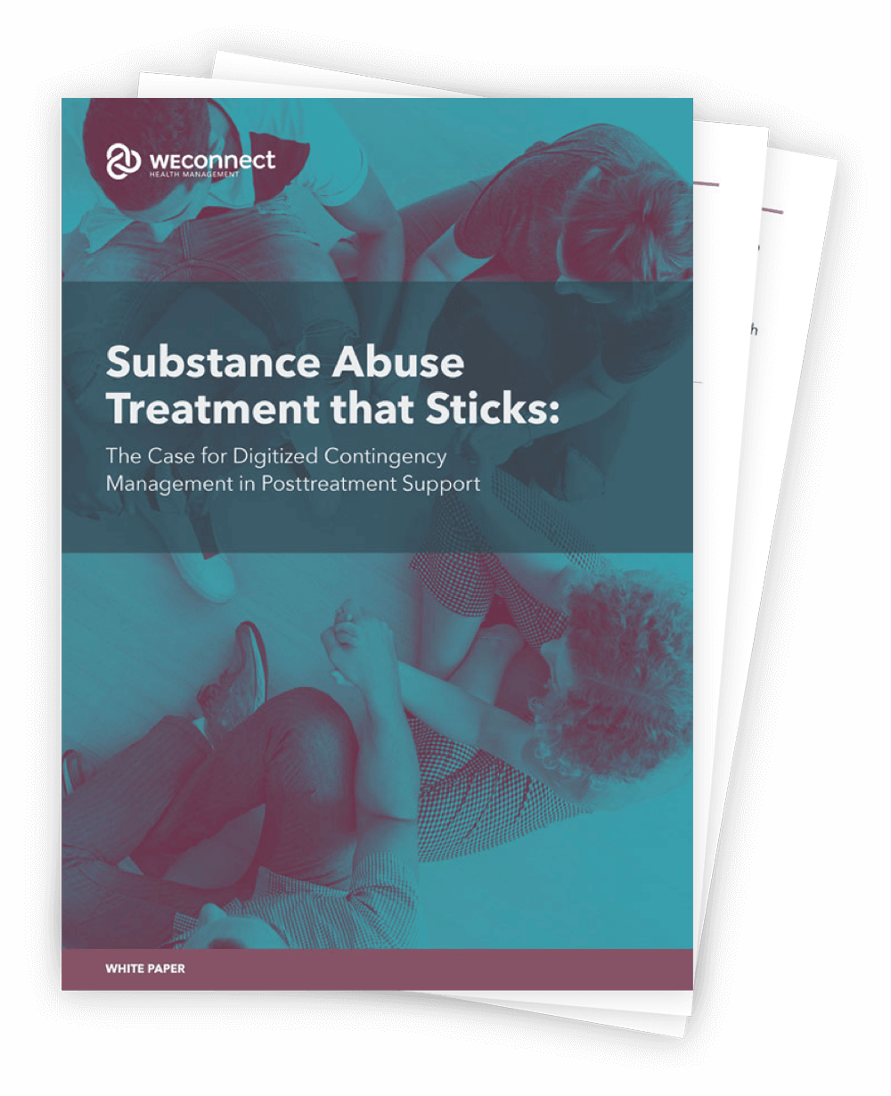 image of white paper preview, Substance Abuse Treatment that Sticks: The Case for Digitized Contingency Management in Posttreatment Support