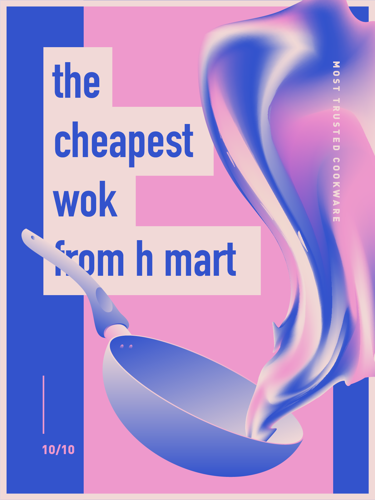 the cheapest wok from h-mart