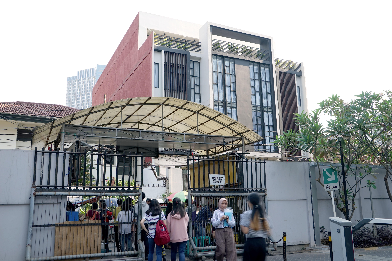 Kampus Swasta Terbaik di Jakarta