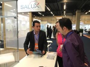 Salux esteve presente na SAHE 2019