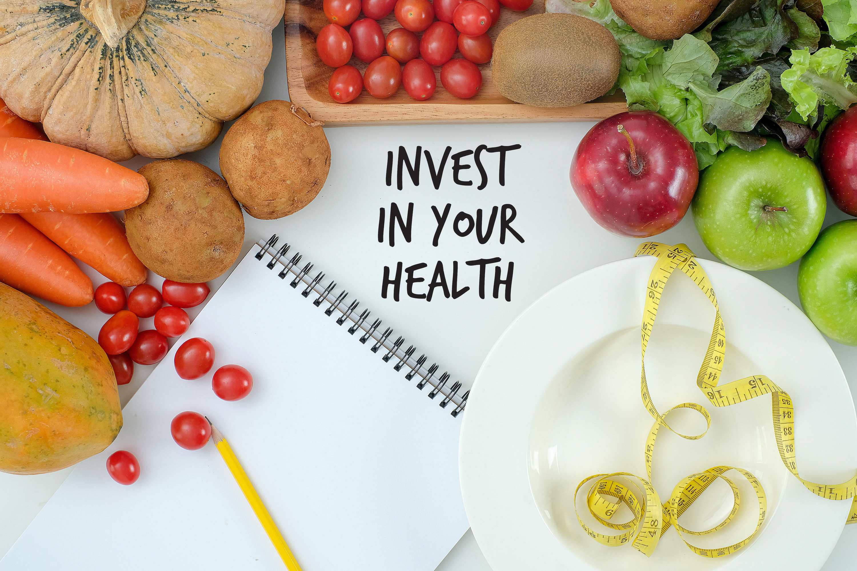 Invest in your Health and wellbeing at iRetreat