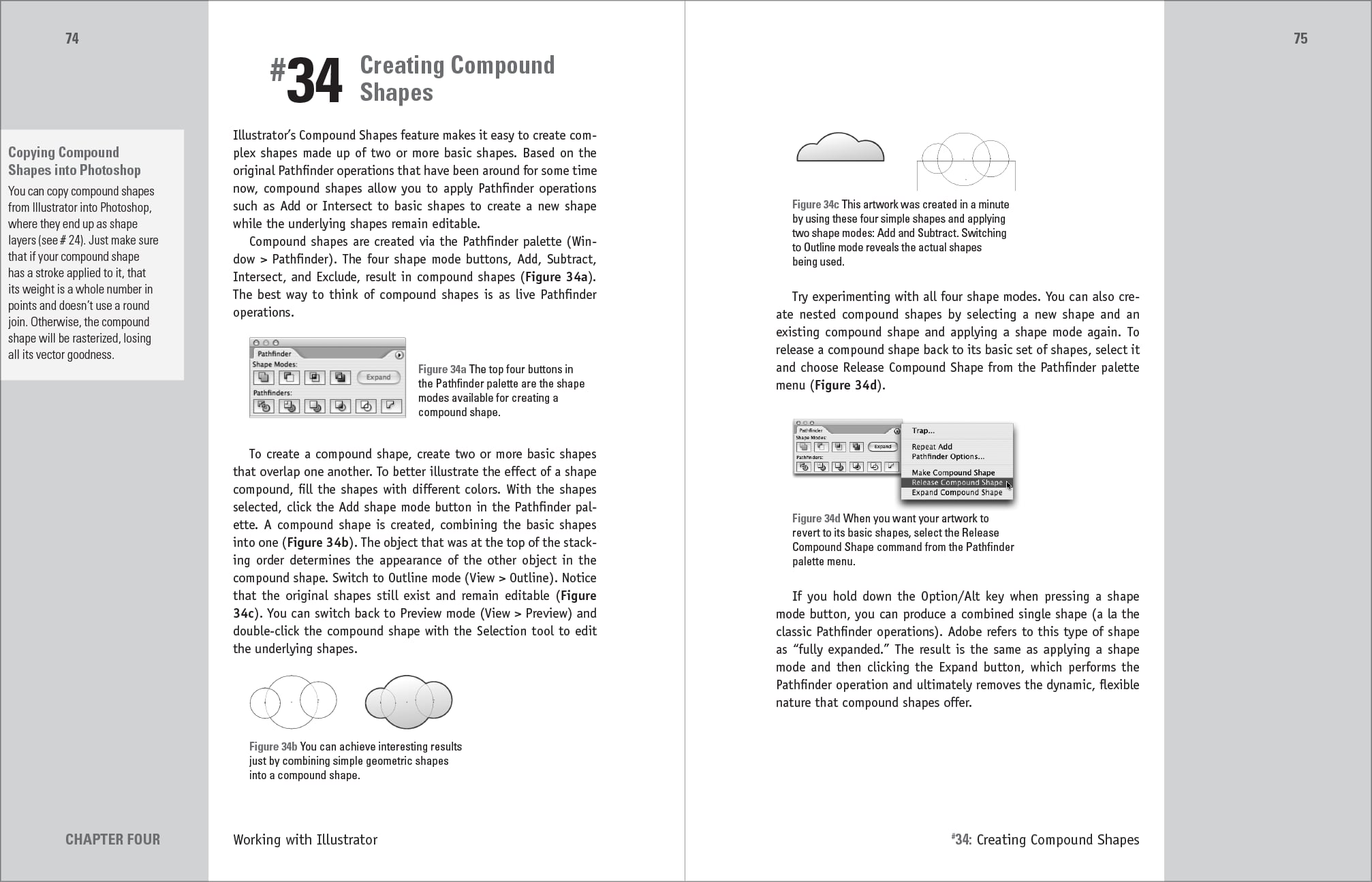 Spread of Adobe Creative Suite 2 How-To's book