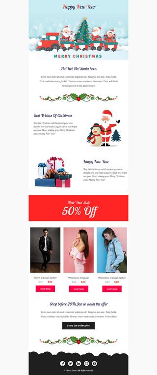 Christmas Mega Discount