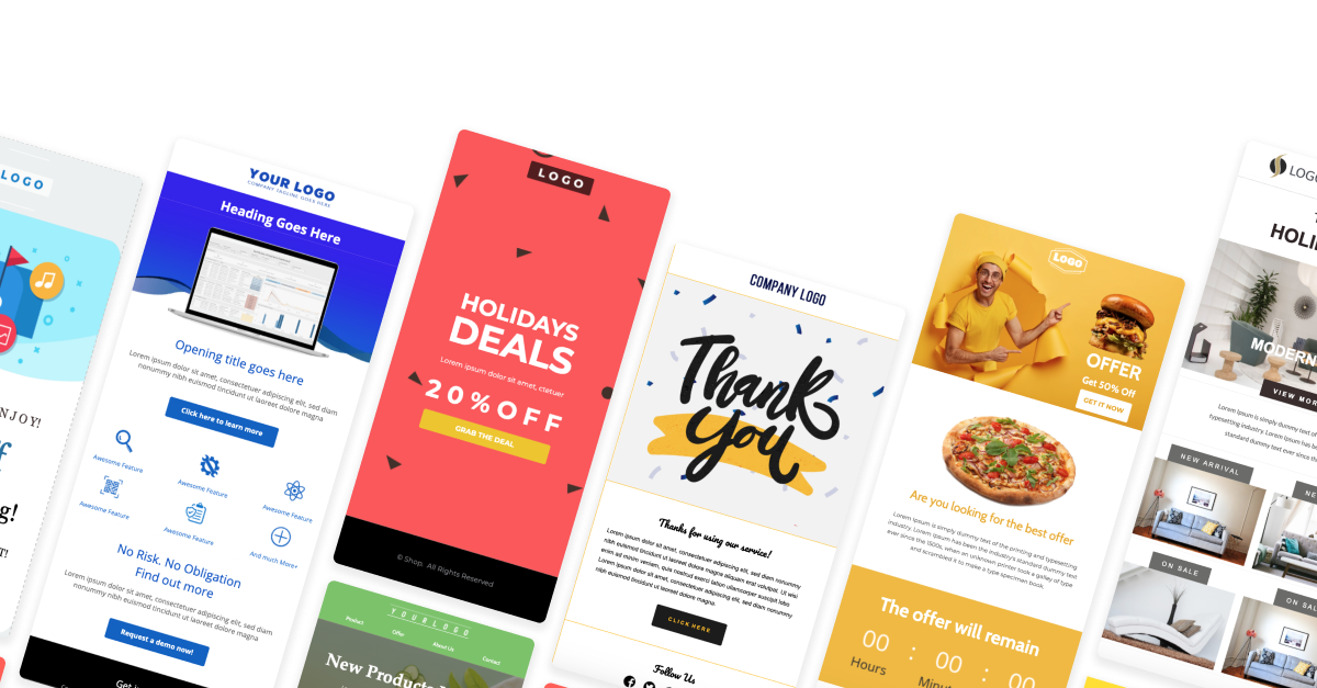 Free Email Templates for Business