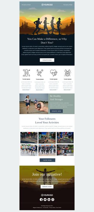 Marathon Fundraising