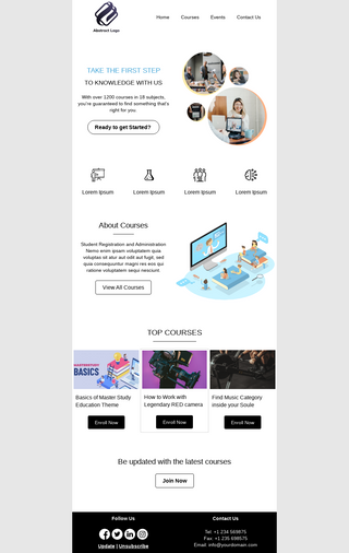 Online Courses Company