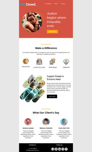 Human Rights & Charity