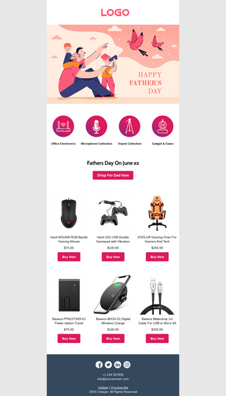 Father's Day Gadgets Sale