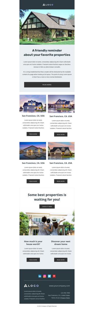 Real Estate Follow Up