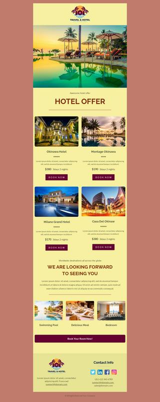 Hotel Service Promotion