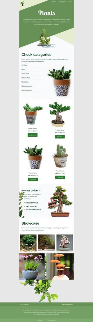 Plant Shop Discount