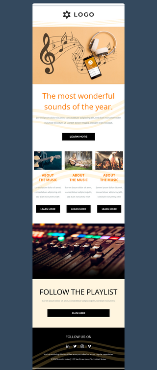 Music Playlist Promotion