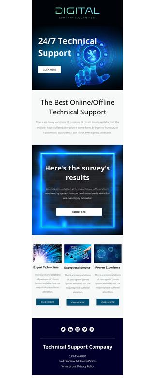 Tech Support Follow Up
