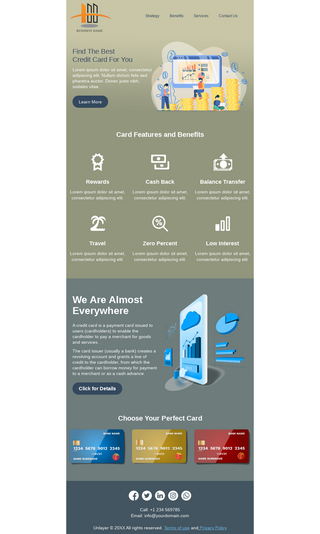 Banking Credit Card Experience