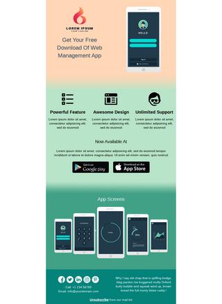 Mobile App Launch Announcement