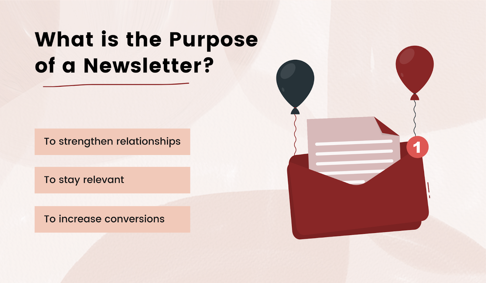 3 purposes of newsletters explained