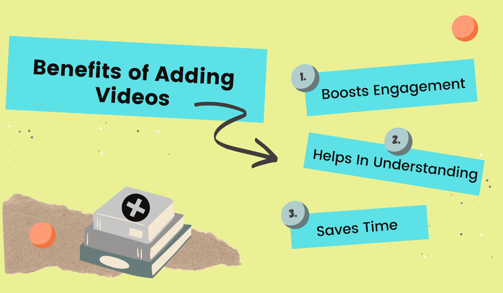 3 advantages of adding videos in emails