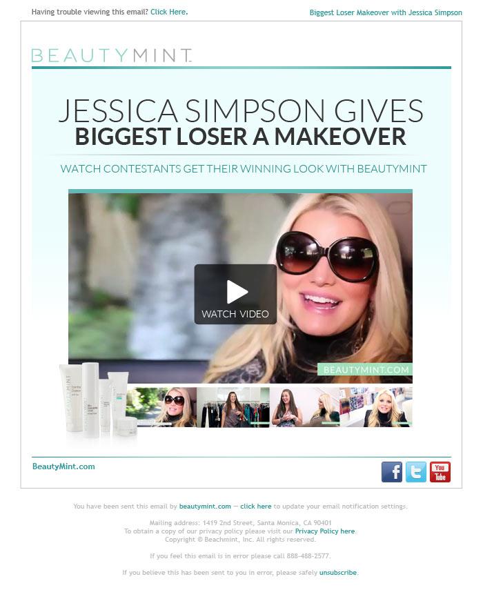 BeautyMint's example of adding URL videos