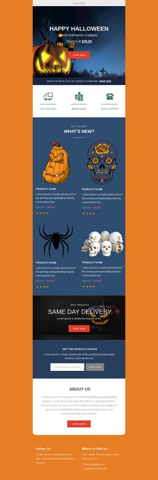 Halloween Gadgets Sale