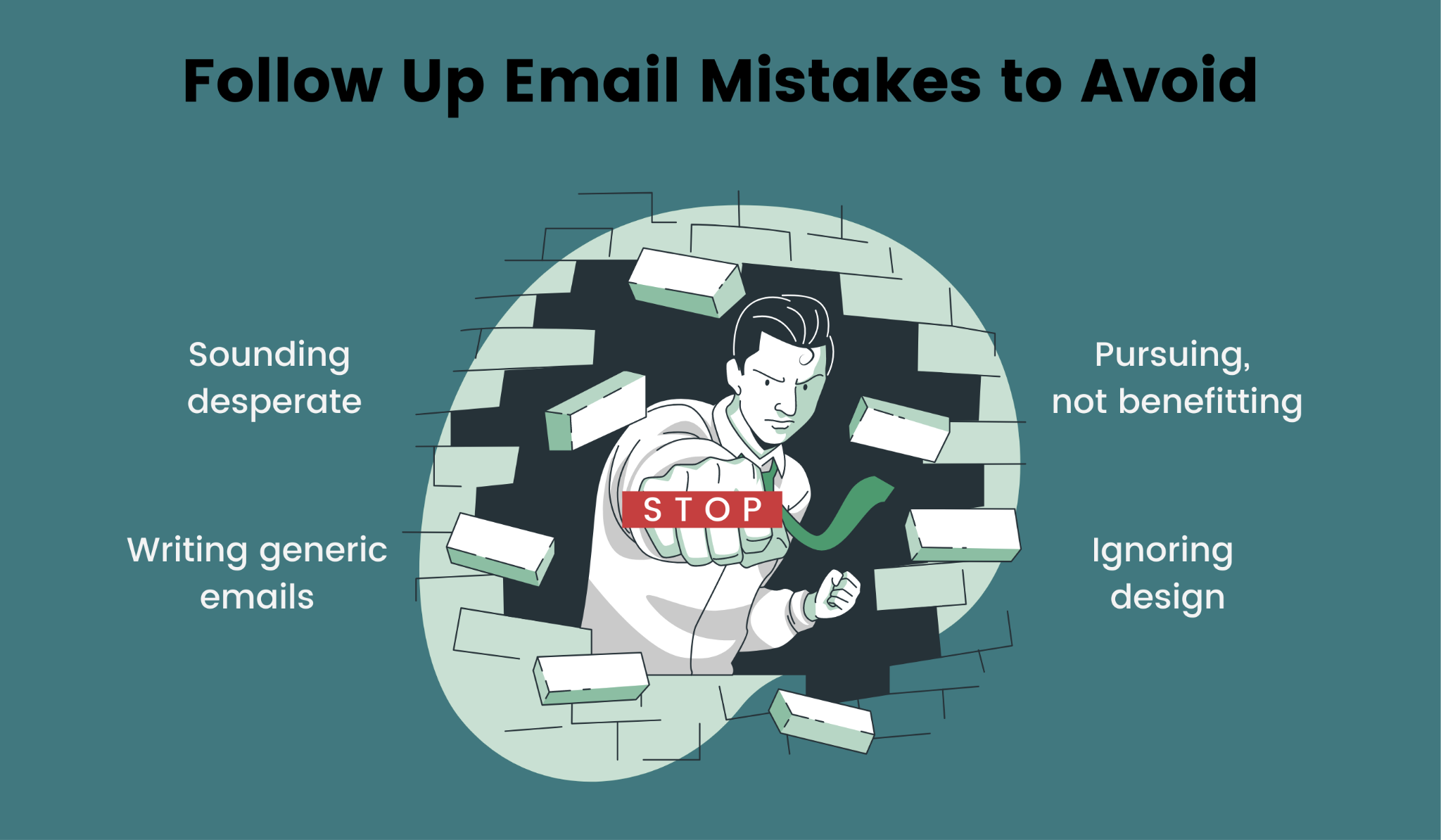 4 mistakes to avoid when creating follow up email examples