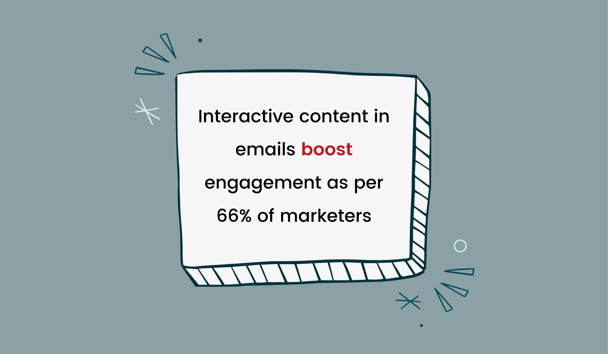 Email graphics increase subscriber engagement