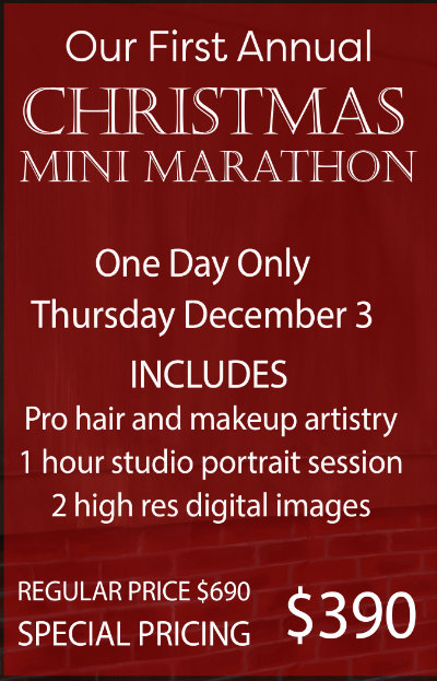 Christmas Mini Marithon - Special pricing $390