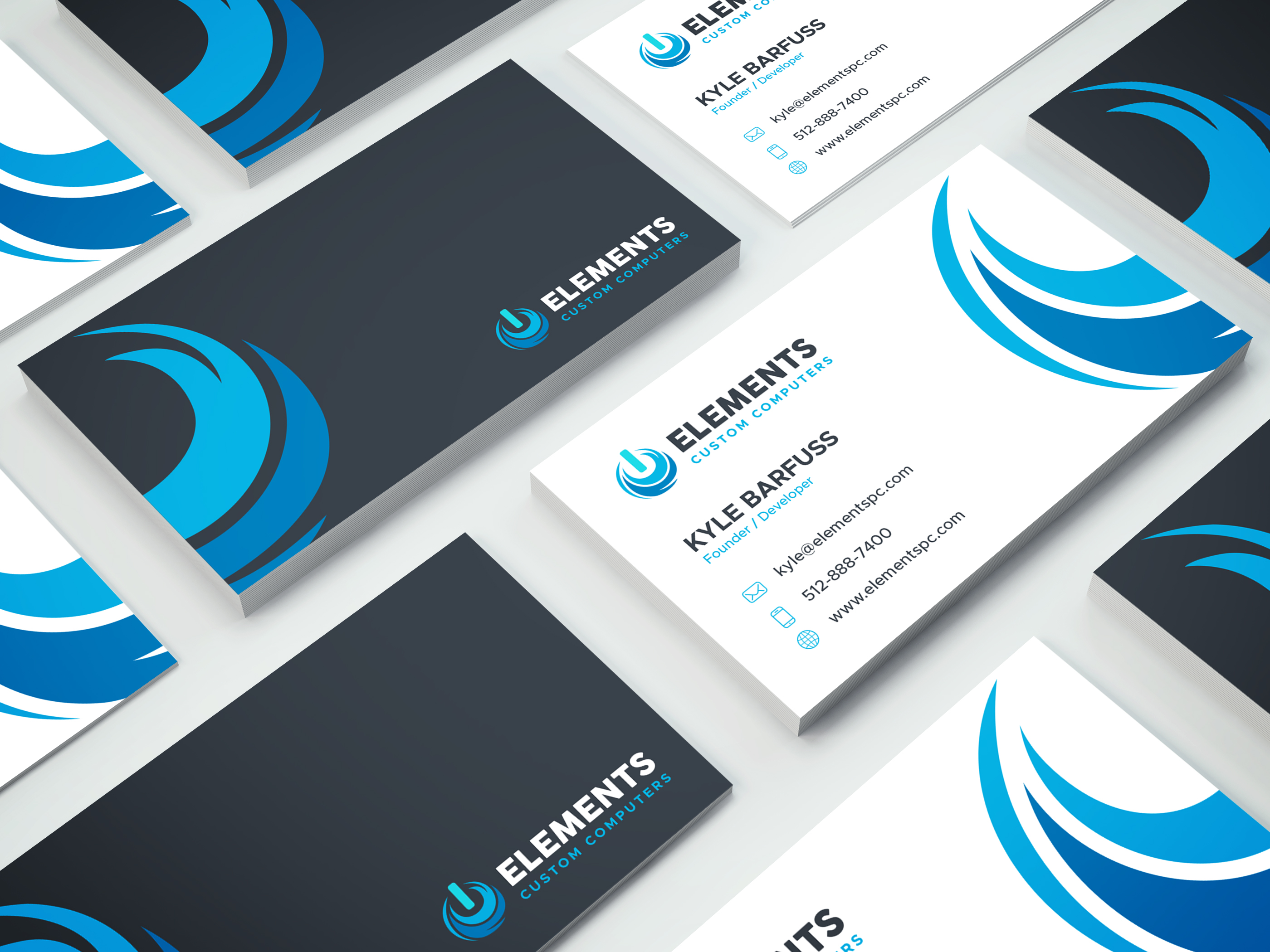 ElementsPC Business Cards