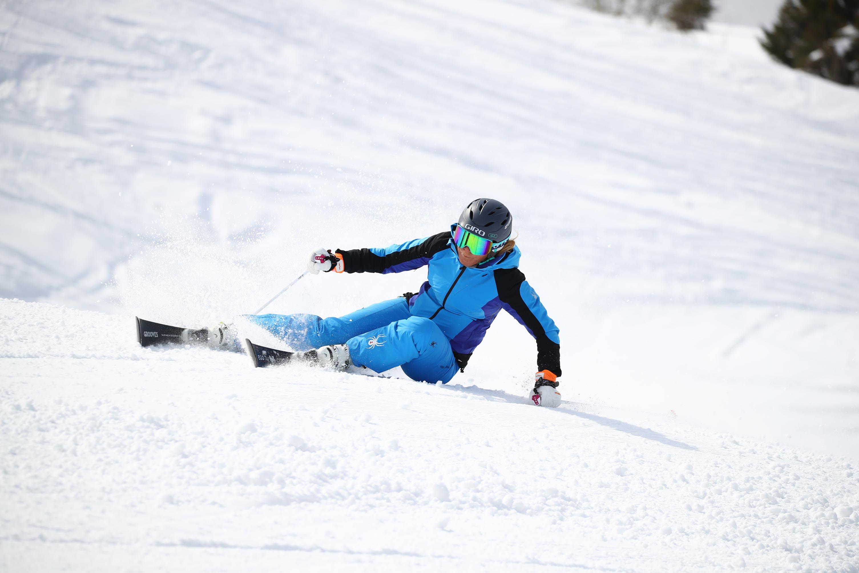 babi milani maestro di sci