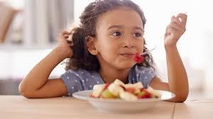 Children's eating behavior