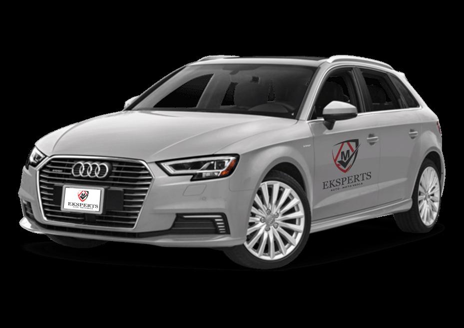 Autoskola - B Kategorijas eksāmenu auto Audi A3