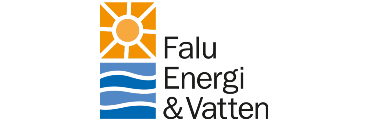 Falu Energi & Vatten logo