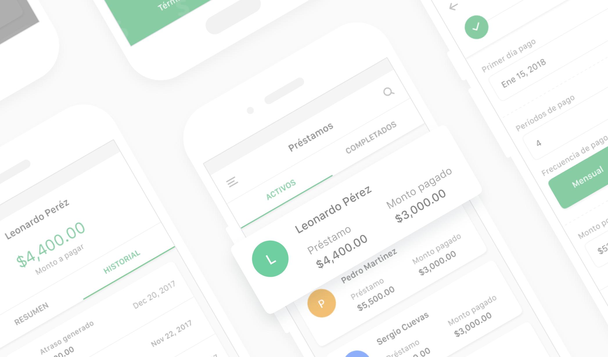 Logan App - Track Your Lending