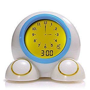 Helping Babies Sleep - Clocks