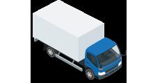 isometrico camion