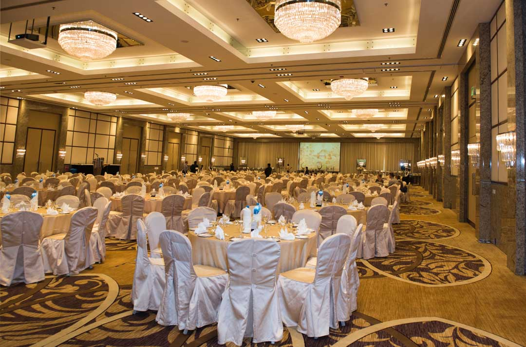Banquet Hall AV Solution