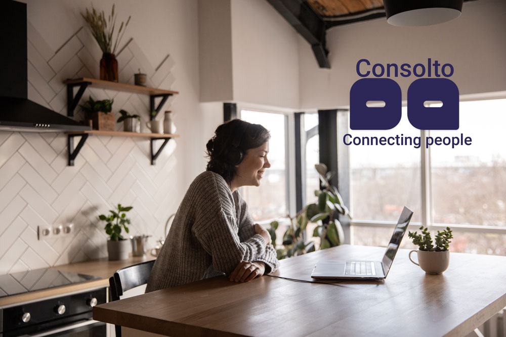 Consolto video chat for Consulting