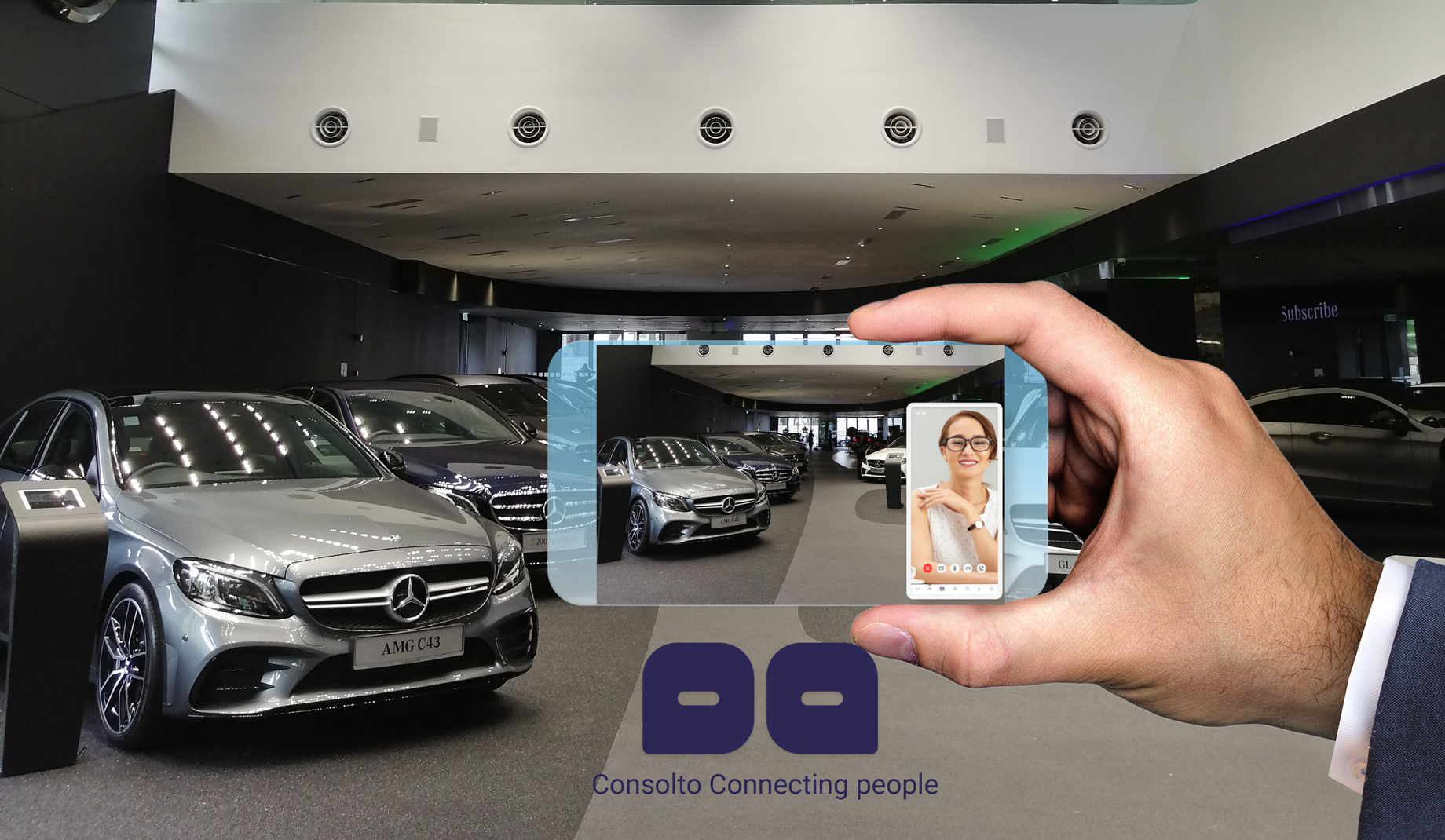 Video chat for AutoDealers