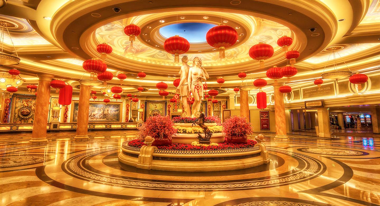 Piso casino mármol