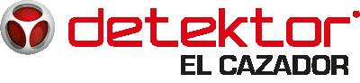 Logotipo Detektor El Cazador